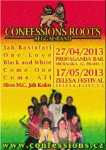 Confessions Roots Reggae Band