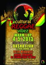 Culture Reggae Vibes Warm-up