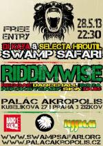 RIDDIMWISE DJs Swamp Safari Sound