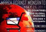 March Against Monsanto 2013