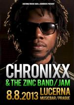 100% CHRONIXX & ZINC FENCE REDEMPTION / JAM