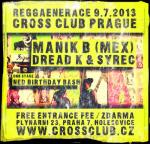 REGGAENERACE with MANIK B