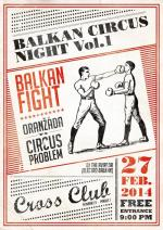 BALKAN CIRCUS NIGHT & CONNECTION