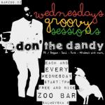 The Wednesdays Groovy Sessions