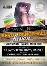 Sunday Allnighter :: AFRO DANCEHALL FUSION