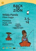 BACK TO ZION - Pilsen Ragga + Wilda Panda