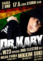 Ragga 2 dnb free night with DR.KARY & MIKKIM