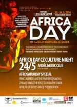 Africa Day 2014 Music & dance night