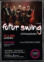 FUTUR SWING (gypsy jazz)