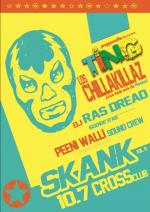 THE SKANK with TING & CHILLAKILLERZ