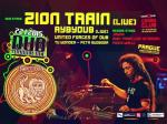 DUB TURBULENCE with ZION TRAIN live (UK)