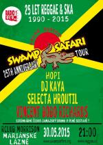 SWAMP SAFARI SOUND SYSTEM 25TH ANNIVERSARY TOUR