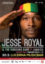 JESSE ROYAL & THE KINGSUNS / JAM