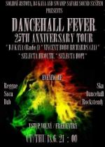 DANCEHALL FEVER w/ SWAMP SAFARI