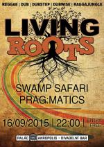 Living ROOTS vol. 13 w. SWAMP SAFARI