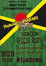 Vánoční Reggae Party w/ SWAMP SAFARI SOUND