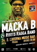 MACKA B & Roots Ragga Band (UK)