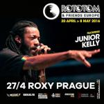 Rototom & Friends Europe: WAILING SOULS, JUNIOR KELLY, DANIEL BAMBAATA MARLEY and many more