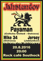 Reggae, Dancehall with Payman Cu, Mike 34 & Jersey !