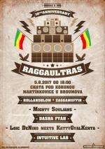 Raggaultras sound system 10 let