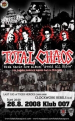 Total Chaos (USA), Clockwork Rebels (CZ)