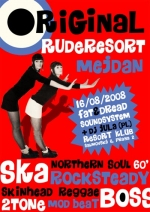Original RudeResort Mejdan - Fat and Dread Soundsystem + Dj Jula (PL)