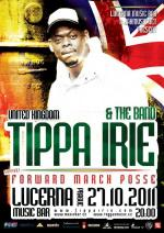 Tippa Irie & band / UK