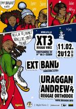 Uraggan Andrew & Reggae Orthodox + ExT Band