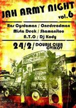 Jah Army Night vol. 6