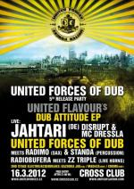 United Forces of Dub 5th Release Party