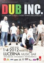 Dub Inc. (FR) + Exco Levi (JAM) + Silly Walks (D)