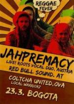 REGGAE FEVER JAH PREMACY (AT)