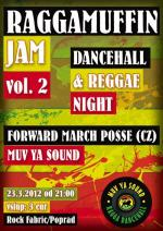 RAGGAMUFFIN JAM VOL.2 with FMP & Muv Ya Sound