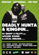 Deadly Hunta & Kingpin / UK