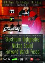 STOCKHOLM HIGHGRADES ls. FMP + WICKED SOUND