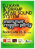 SUMMER REGGAE PARTY