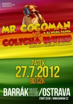 Mr. COCOMAN vs COLTCHA UNITED