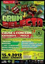 ! DRUMSELECTA OPEN-AIR 2012 ON 4 STAGES !