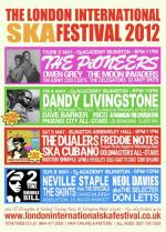 London Intl Ska Festival 2012