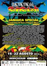Rototom Sunsplash 2012