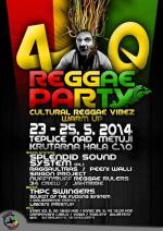 40th REGGAE PARTY TFRJ
