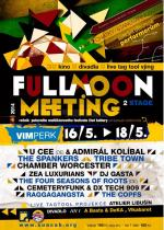 FULLMOON Meeting 2014