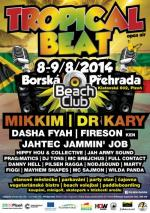 TROPICAL BEAT open air
